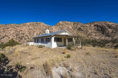 Cochise County Single Family Home For Sale: 3233 Az-80