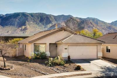 Single Family Home Active Contingent: 13406 N Vistoso Bluff Place