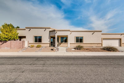Pima County Townhouse For Sale: 7431 E Navigator Lane