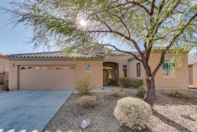 Single Family Home Active Contingent: 13686 E Aviara Place