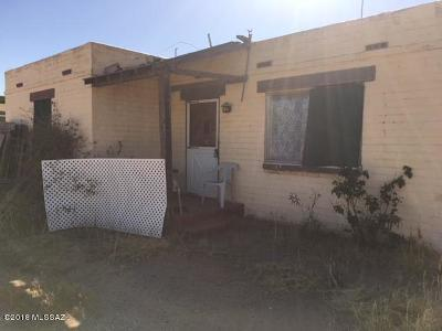 Pima County Single Family Home Active Contingent: 520 E Kelso Street