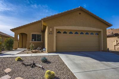 Marana Single Family Home Active Contingent: 14373 N Bannerstone Court