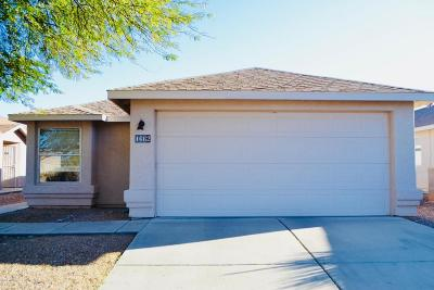 Oro Valley Single Family Home Active Contingent: 1662 E Saint Apollonia Street
