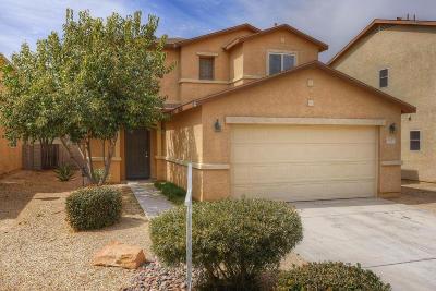 Sahuarita Single Family Home For Sale: 1337 W Camino Mesa Sonorense