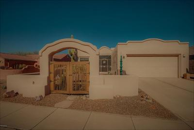 Green Valley  Single Family Home For Sale: 3470 S Abrego Drive