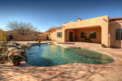 Oro Valley Single Family Home For Sale: 1177 W White Diamond Lane