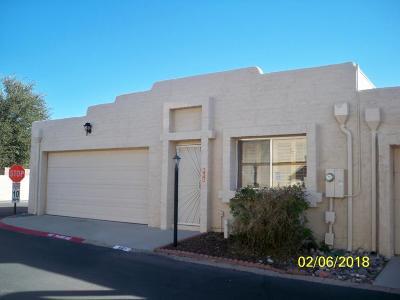 Catalina, Corona De Tucson, Green Valley, Marana, Oro Valley, Sahuarita, South Tucson, Tucson, Vail Townhouse For Sale: 961 W Beauchamp Lane