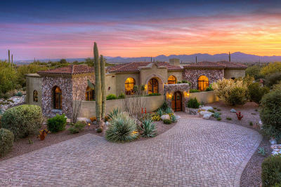 Tucson AZ Single Family Home For Sale: $1,965,000