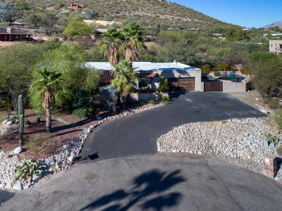 Single Family Home For Sale: 8345 E Cheyenne Place