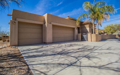 Oro Valley Single Family Home For Sale: 12669 N Red Eagle Drive