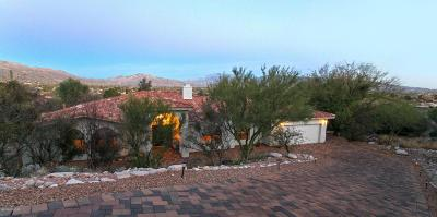 Tucson Single Family Home For Sale: 4444 N Rockcliff Road