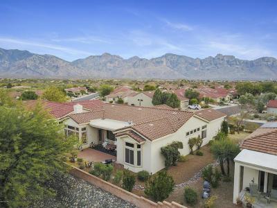 Oro Valley Single Family Home For Sale: 2221 E Cargondera Canyon Drive
