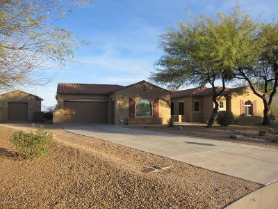 Vail AZ Single Family Home Active Contingent: $449,900