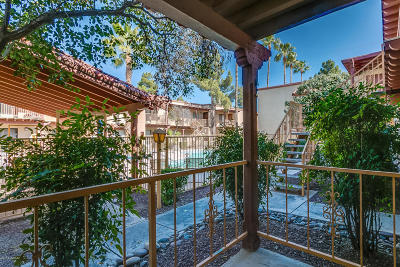 Pima County Condo For Sale: 3357 N Country Club Road #35