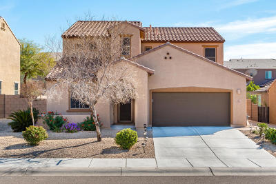 Tucson Single Family Home For Sale: 8282 N Morning Willow Court
