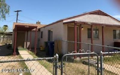 Tucson Residential Income For Sale: 2317 E Sunland Vista #2