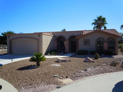 Oro Valley Single Family Home Active Contingent: 14555 N Del Webb Boulevard