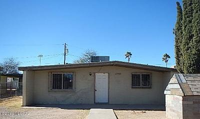 Tucson Single Family Home For Sale: 5110 S Hampton Roads Drive