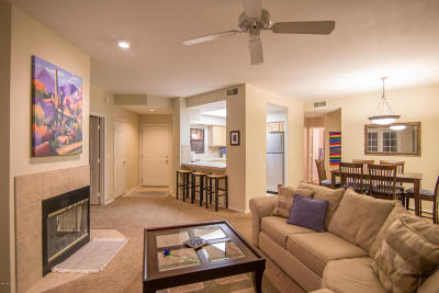 Tucson Condo Active Contingent: 6655 N Canyon Crest Drive 21204