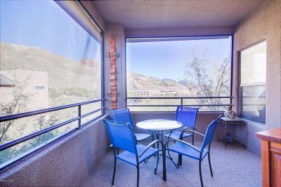 Tucson Condo Active Contingent: 6655 N Canyon Crest, Unit 22202 Drive