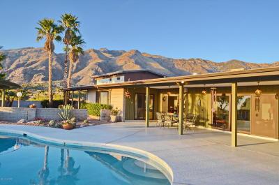 Tucson Single Family Home For Sale: 5425 E Placita Faja