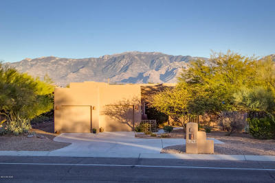 Oro Valley Single Family Home For Sale: 12792 N Copper Spring Trail