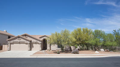 Oro Valley Single Family Home For Sale: 11261 N Twin Spur Court