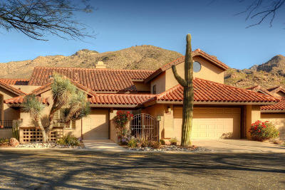 Ventana Canyon Estates (1-63), Ventana Canyon Estates (110-148, 179-185), Ventana Canyon Estates (149-178), Ventana Canyon Lake Estates (1-47), Ventana Canyon Mountain Estate (1-73), Ventana Canyon Golf Villas Townhouse For Sale: 7281 E Grey Fox Lane