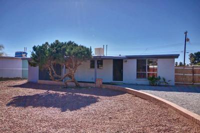 Pima County Single Family Home For Sale: 4650 E 25th Street