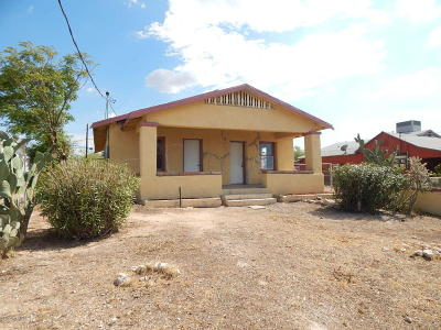 Tucson Single Family Home Active Contingent: 205 W 22nd Street