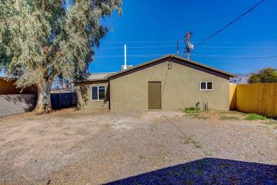 Pima County Single Family Home For Sale: 138 W Sahuaro Street