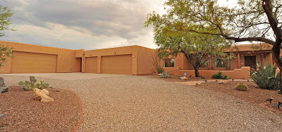 Single Family Home For Sale: 2851 S Quail Trail
