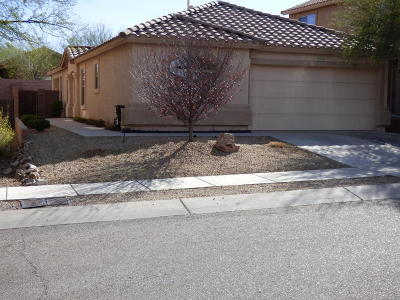 Vail AZ Single Family Home For Sale: $182,500