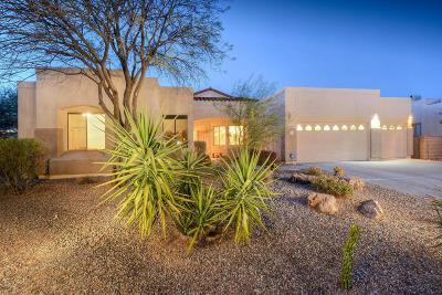 Oro Valley Single Family Home For Sale: 11907 N Monterra Vista Drive
