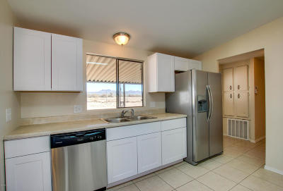 Pima County Manufactured Home Active Contingent: 10680 W Warfield Circle