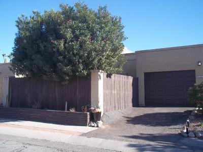 Pima County Townhouse Active Contingent: 4425 W Pyracantha Drive