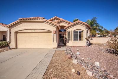 Oro Valley Single Family Home Active Contingent: 12132 N Seasons Loop