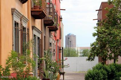 Tucson Residential Lots & Land For Sale: 206 S Avenida Del Palo Fiero #60