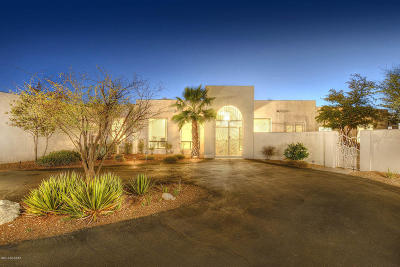 Tucson Single Family Home For Sale: 4925 N Craycroft Road