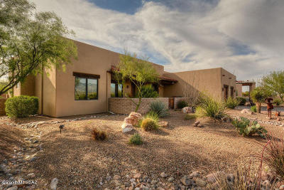 Tubac Single Family Home For Sale: 50 Burruel Street