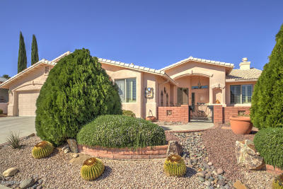 Green Valley  Single Family Home For Sale: 132 W Paseo Del Chino