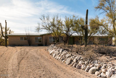 Pima County, Pinal County Single Family Home For Sale: 120 E Orange Grove Road