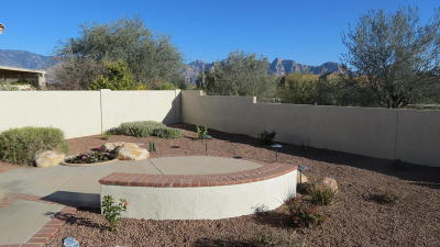 Pima County Single Family Home For Sale: 289 W Vistoso Highlands Drive