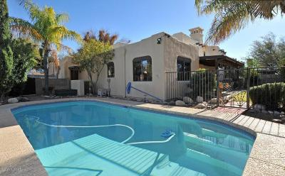 Oro Valley Single Family Home For Sale: 12831 N Meadview Way