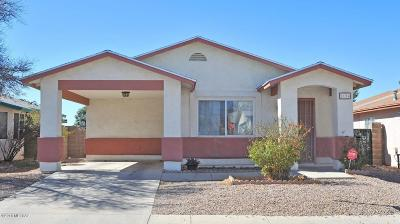 Pima County Single Family Home Active Contingent: 5154 S Linnet Avenue