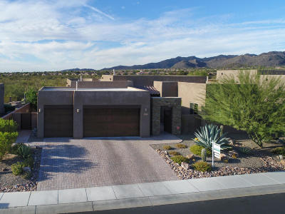 Marana Single Family Home Active Contingent: 12589 N Fallen Shadows Drive