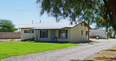 Tucson Single Family Home For Sale: 3221 W Sunset Road