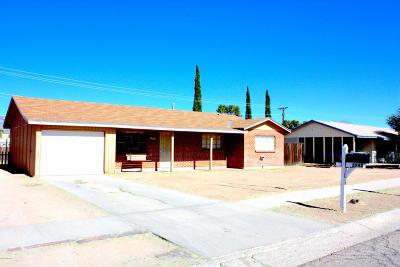 Pima County Single Family Home Active Contingent: 5743 E 18th Street