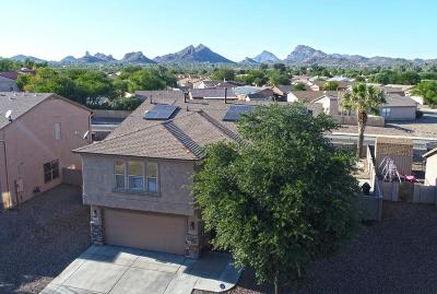 Pima County Single Family Home Active Contingent: 1916 W Bagley Way