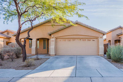 Single Family Home Active Contingent: 7955 S Talaco Trail